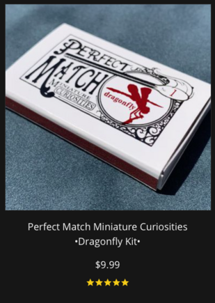 Perfect Match Kits Dragonfly Kit