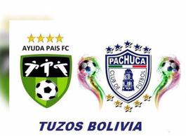 Pachuca Tuzos Houston Web Site