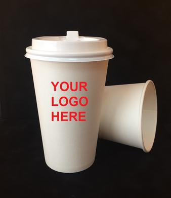 Branded/Customized Paper Cups
