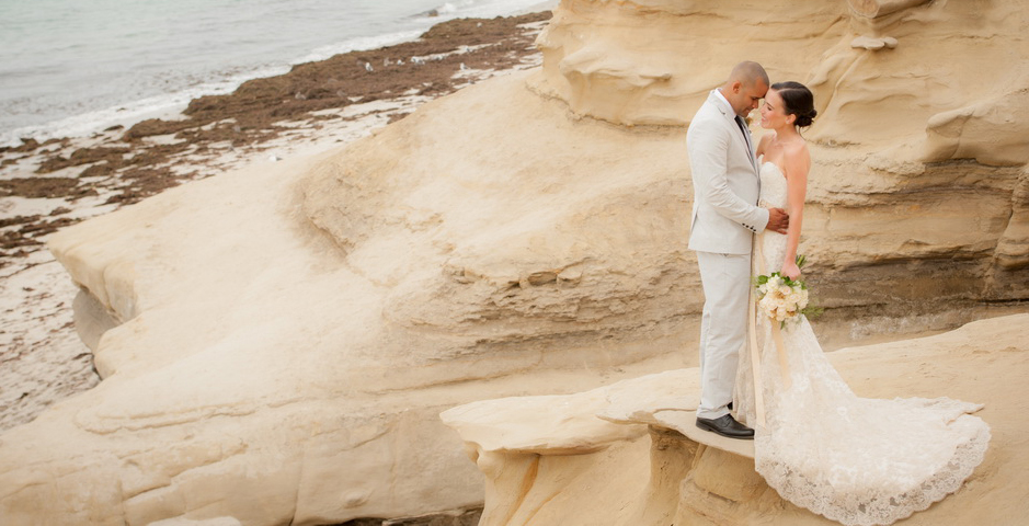 Wedding Vow Renewal.Renewal Of Wedding Vows Reaffirmations On The Beach In San Diego
