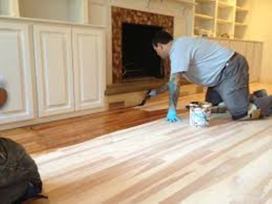 Professional Floor Refinishing Services and Cost| Lincoln Handyman Services