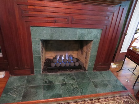 Fireplaces Grills