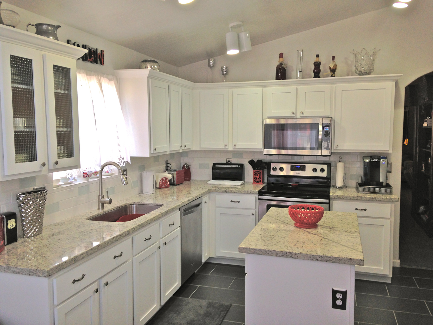 Refinishing Kitchen Cabinets, Refacing - Re-new Cabinets, Llc ...