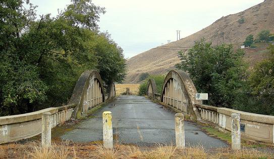 Ghost Town Of Silcott Asotin County Washington