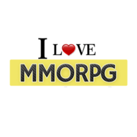 I Love MMORPG Games Sticker