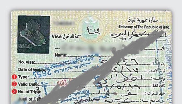 Iraq Visa Fastest Solutions Company