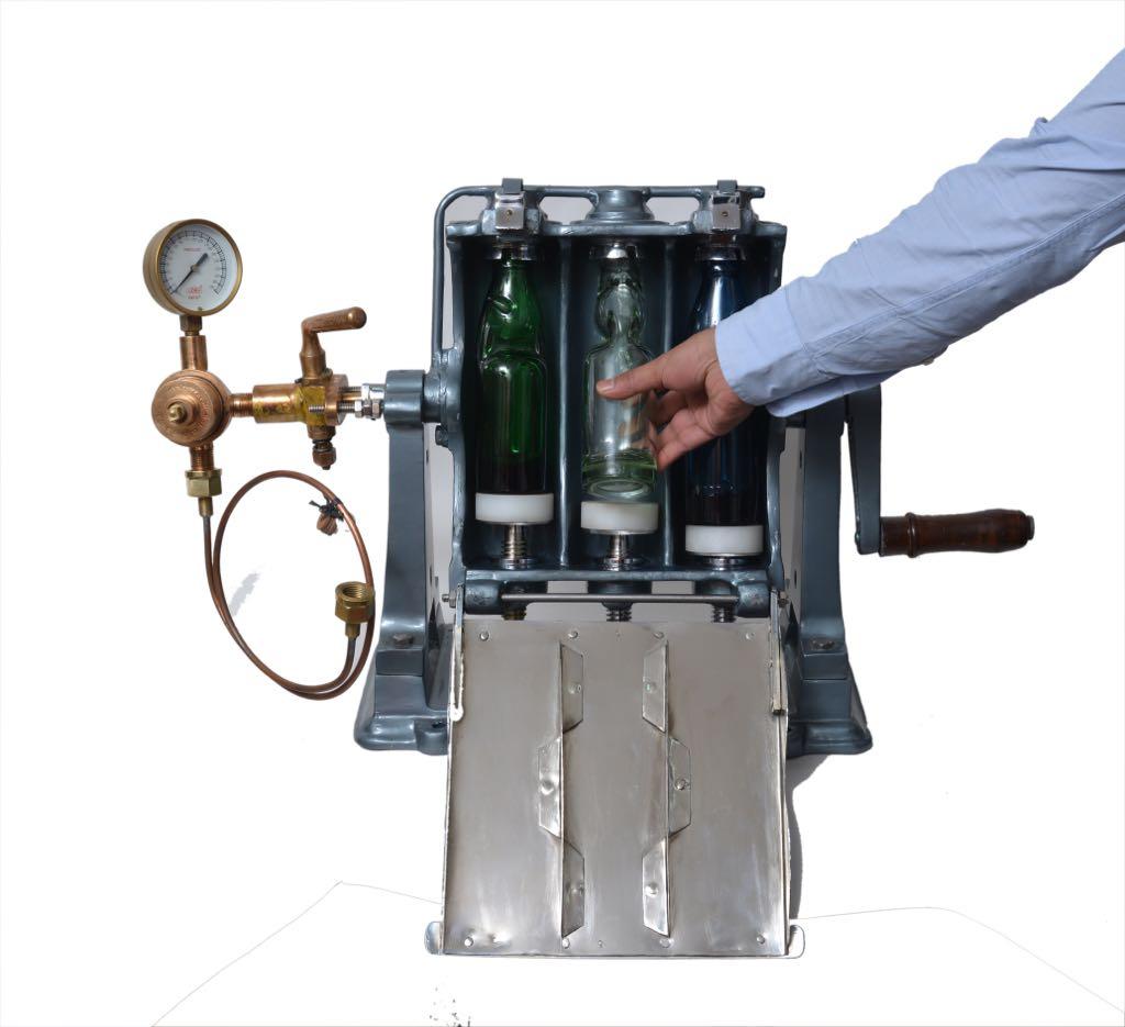 Codd Glass Bottle & Codd Bottle Filling Machine Manufacturer