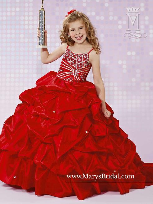 Mary's Bridal Flowergirl and Pageant