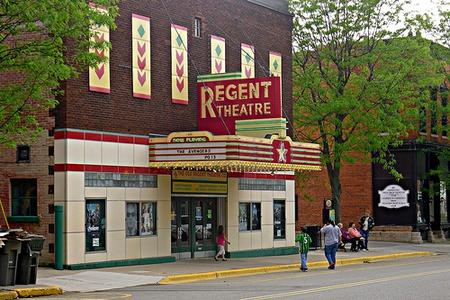 Historic Theaters in West Michigan
