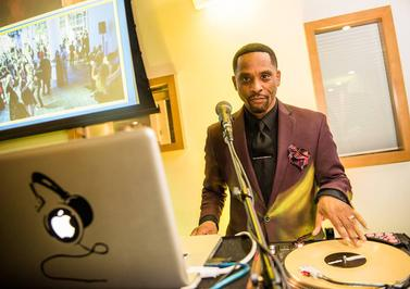Wedding DJ Randal DJ 360 Calloway of 360 Elite Entertainment
