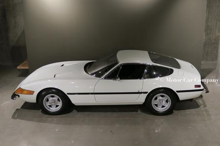 1973 Ferrari 365 GTB/4 Daytona U.S. Model for sale at Motor Car Company in San Diego California