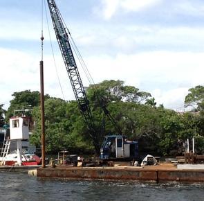 Seawall Construction - Marine Construction
