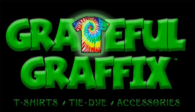 T-shirts, graphic t-shirts, tees, tie-dye, tie-dyes, grateful dead, hippie, hippy, onesies, cami, tie-dye cami, tie-dye t-shirt, grateful graphics, grateful graffix,