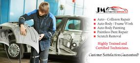JM Auto Body Shop on Facebook