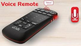 Meet the new Voice Remote. It's the latest technology from DISH that's aimed at improving how you enjoy your favorite programming.