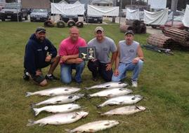 Fish derby Winners