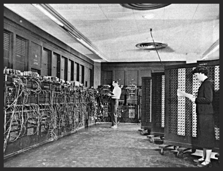 Online Training first computer ever invented ENIAC Computer | ICON SAFETY CONSULTING INC.®