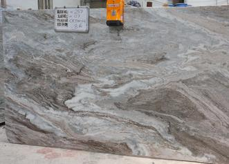 Fantasy Brown Leathered Quartzite