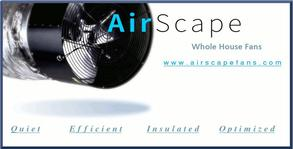 Airscape Whole House Fans