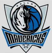 Dallas Mavericks Cross Stitch Chart Pattern