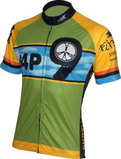 p for p bicycle jersey