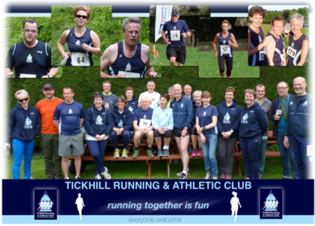 Tickhill based running club!