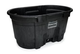 Rubbermaid 100 Gallon Stock Tank