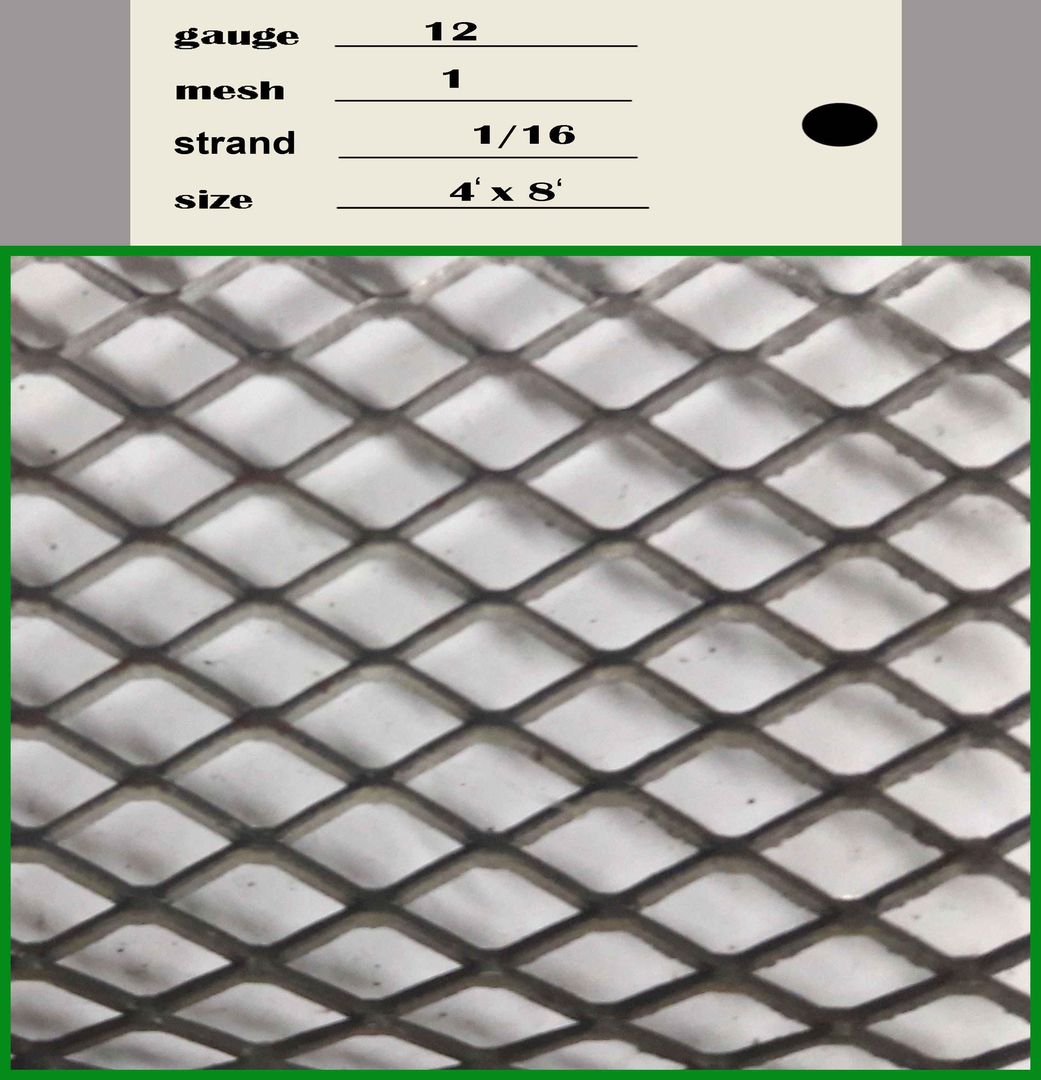 Expanded Metal Products | Wire Mesh | Rib Lath | Metal Sheet