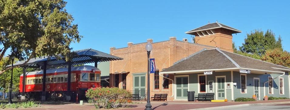 INTERURBAN RAILWAY MUSEUM in Plano Texas