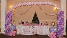 Balloon Arches for Parties in Philly