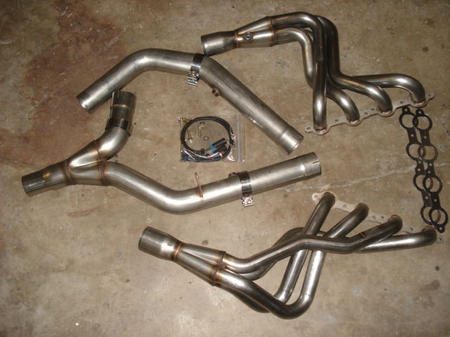 cabbc9e48535e2 American Racing Headers Installed Package $1795