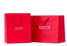 luxe printing paper bag