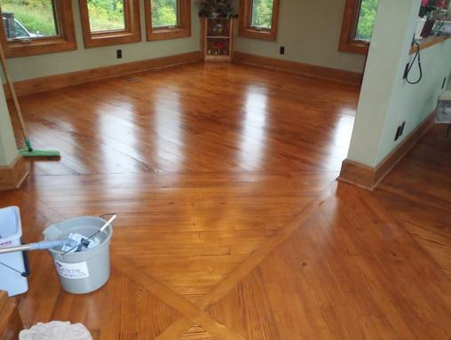 WOOD FLOOR CLEANING SERVICES FROM RGV Janitorial Services