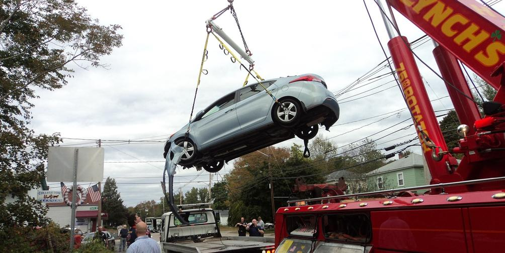 Lynch's Towing & Recovery Services - 24 Hour Towing Service, Heavy