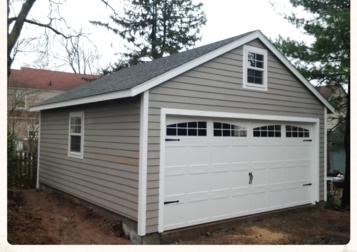 Amish Garages New Jersey, Maryland, Delaware, Pennsylvania, Virginia