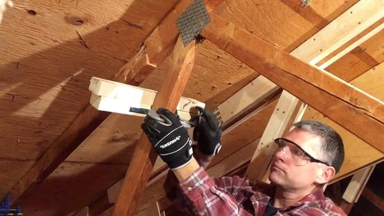 ATTIC REPAIR SERVICES