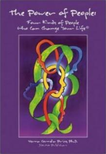 The Power of People - The Purple Book that has helped change lives, you can purchase from Dr. Verna's Shop