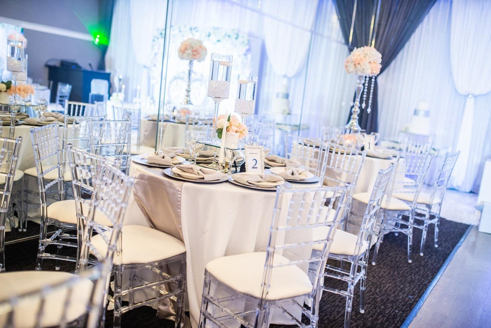 Nj Banquet Hall Decorations Party Rentals Cesar Hall West