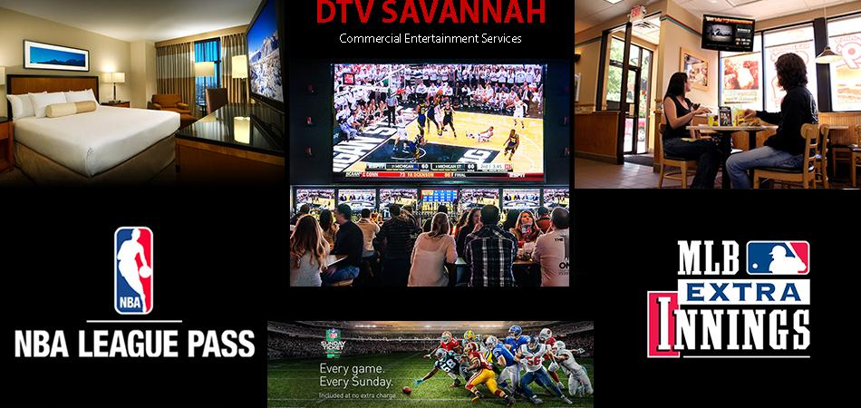DTV Savannah Commercial Services.