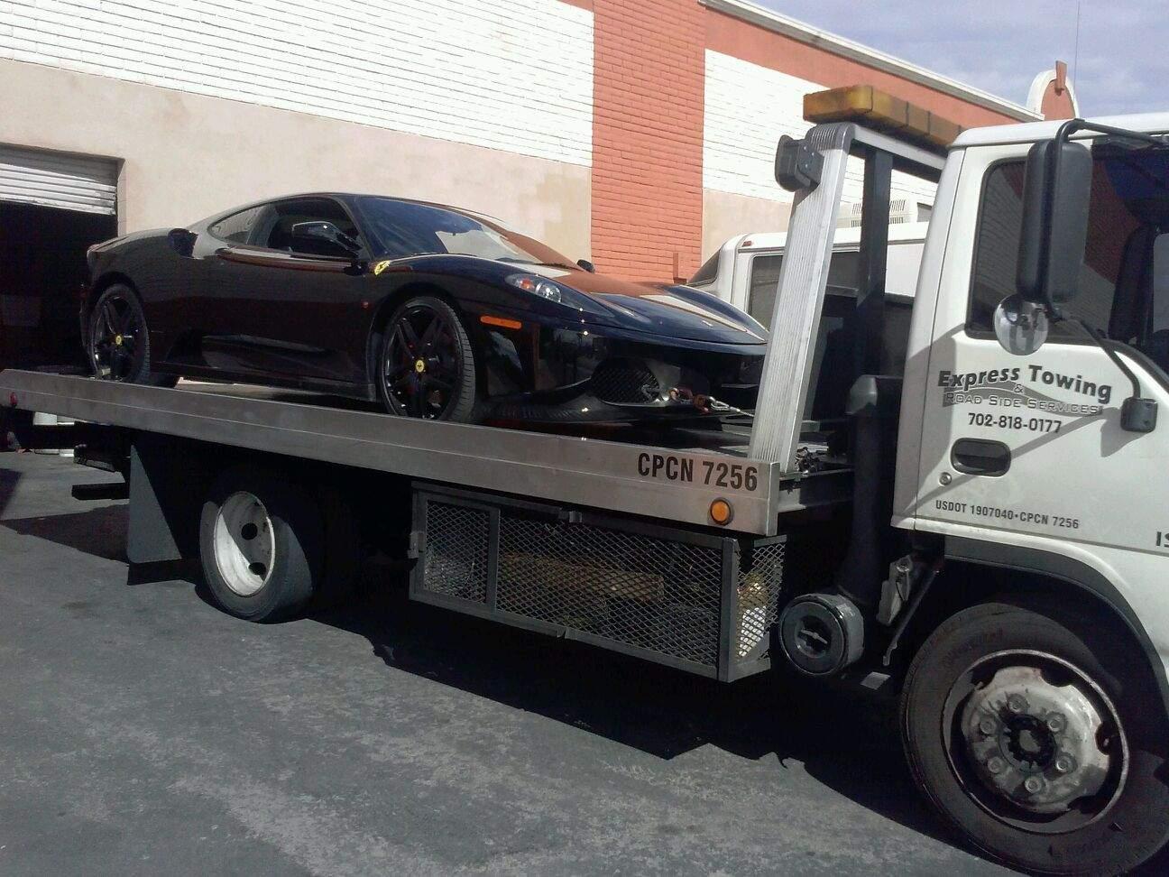 Express Towing Las Vegas & Henderson