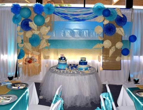 Beach Theme party Decoration