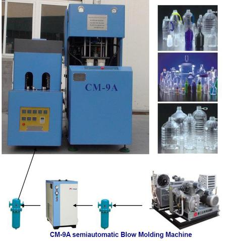 bottle blowing machine PET bottle
