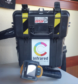 Atlas Infrared Fluke IR Camera Certified