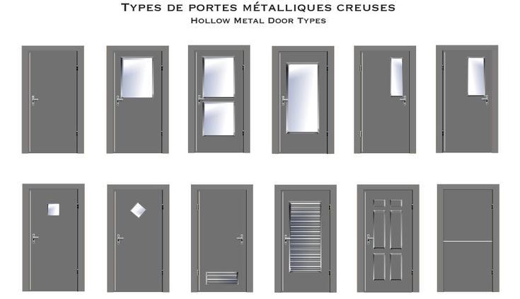 Portes Et Cadres DAcier Fournisseur  Montreal
