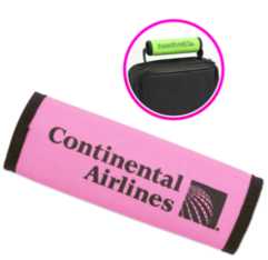 Large Luggage Tags Pink