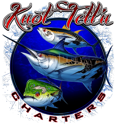 Va. Beach fishing Charter Logo