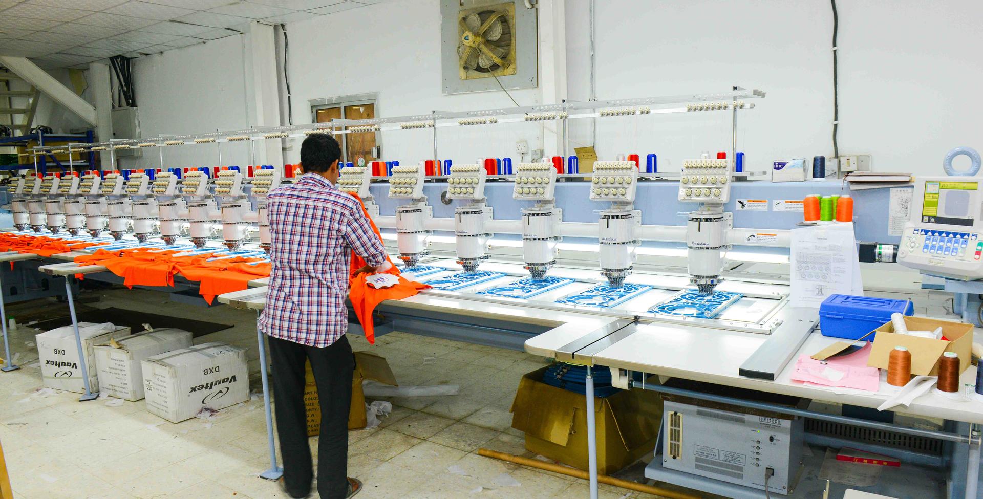 Al Jameela Garments Workshop - Embroidery Shops, Garments, Custom