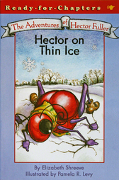 hector on thin ice art