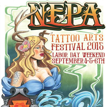 NEPA Tattoo Arts Festival 2015