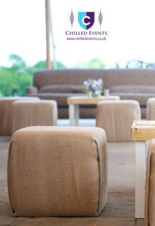 Cube Seating Hire